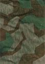 немецкий камуфляж WH splintertarn (Splittermuster)